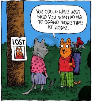 Comic Strip Dave Coverly  Speed Bump 2018-06-05 cat