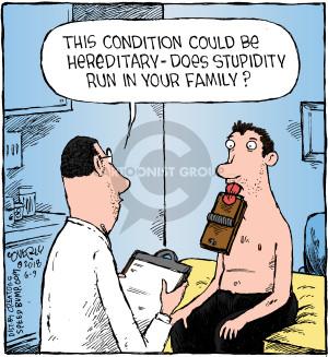 Comic Strip Dave Coverly  Speed Bump 2018-06-09 health