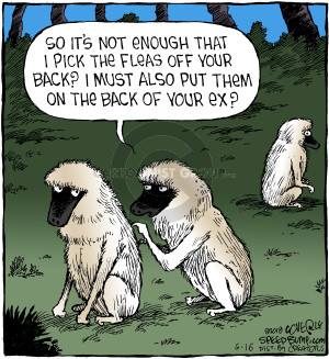 Comic Strip Dave Coverly  Speed Bump 2018-06-16 back