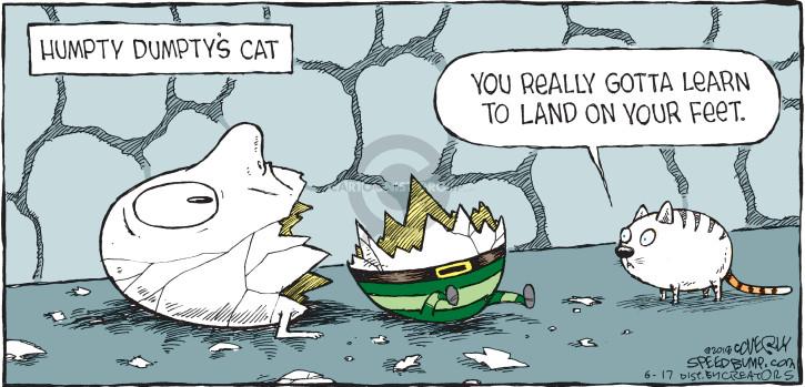 Comic Strip Dave Coverly  Speed Bump 2018-06-17 cat