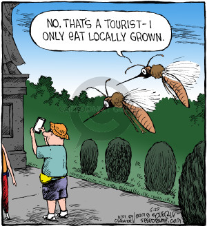 Comic Strip Dave Coverly  Speed Bump 2018-06-29 food