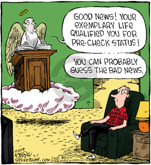 Comic Strip Dave Coverly  Speed Bump 2018-09-07 heaven