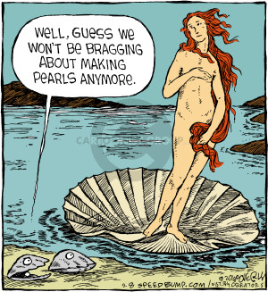 Comic Strip Dave Coverly  Speed Bump 2018-09-08 brag