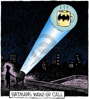 Comic Strip Dave Coverly  Speed Bump 2018-10-18 coffee cup