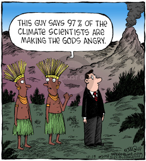 Comic Strip Dave Coverly  Speed Bump 2018-10-19 global warming science