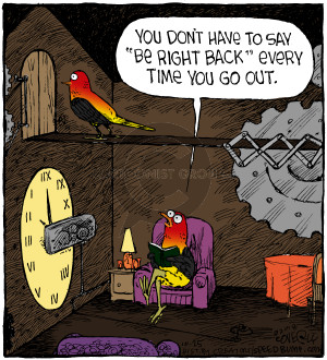 Comic Strip Dave Coverly  Speed Bump 2018-10-25 right