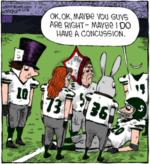 Comic Strip Dave Coverly  Speed Bump 2018-11-23 football team