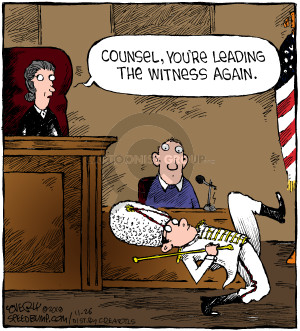 Cartoonist Dave Coverly  Speed Bump 2018-11-26 lawyer