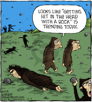 Comic Strip Dave Coverly  Speed Bump 2018-12-03 historic