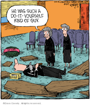 Comic Strip Dave Coverly  Speed Bump 2019-02-09 guy