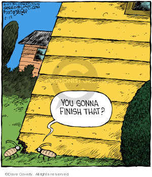 Comic Strip Dave Coverly  Speed Bump 2019-02-12 gonna