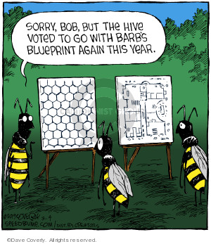 Comic Strip Dave Coverly  Speed Bump 2019-03-04 architect