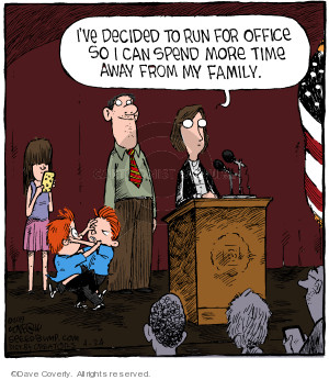 Comic Strip Dave Coverly  Speed Bump 2019-04-24 politics