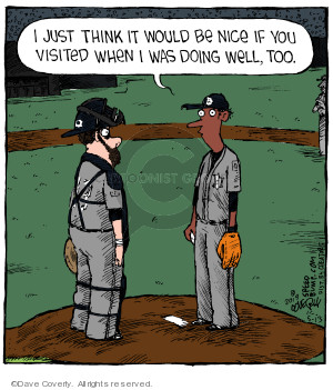 Comic Strip Dave Coverly  Speed Bump 2019-05-13 baseball
