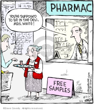 Comic Strip Dave Coverly  Speed Bump 2019-06-04 prescription