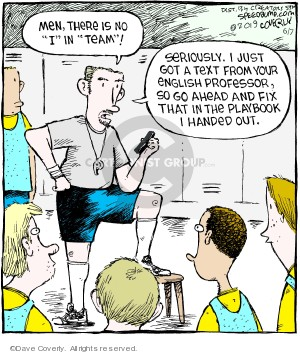Comic Strip Dave Coverly  Speed Bump 2019-06-07 professor