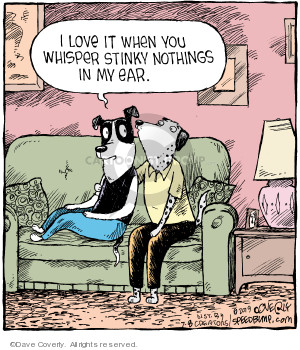 Cartoonist Dave Coverly  Speed Bump 2019-07-08 speed dating