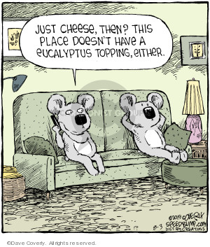 Comic Strip Dave Coverly  Speed Bump 2019-08-03 cheese