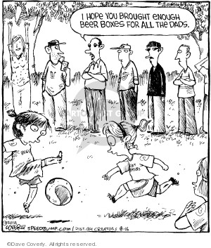 Comic Strip Dave Coverly  Speed Bump 2019-08-16 child
