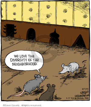 Comic Strip Dave Coverly  Speed Bump 2019-09-09 bump