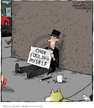 Comic Strip Dave Coverly  Speed Bump 2019-10-07 myself