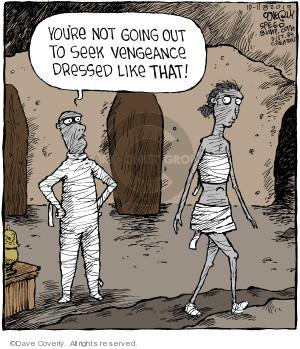 Cartoonist Dave Coverly  Speed Bump 2019-10-11 speed