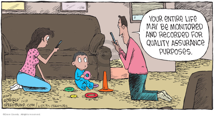 Comic Strip Dave Coverly  Speed Bump 2019-11-10 child