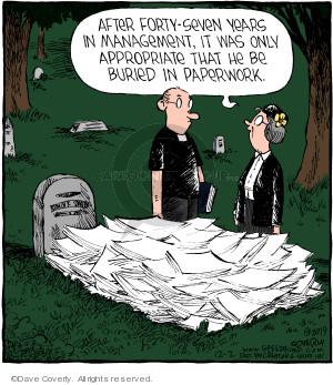 Comic Strip Dave Coverly  Speed Bump 2019-12-02 job