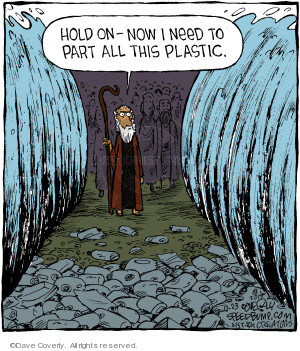 Cartoonist Dave Coverly  Speed Bump 2019-12-23 hold