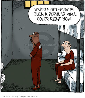 Cartoonist Dave Coverly  Speed Bump 2020-01-01 jail