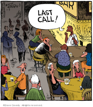 Cartoonist Dave Coverly  Speed Bump 2020-01-03 cell