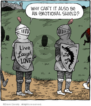 Comic Strip Dave Coverly  Speed Bump 2020-01-30 emotion
