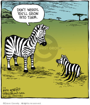 Comic Strip Dave Coverly  Speed Bump 2020-02-04 2007