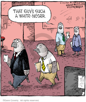 Comic Strip Dave Coverly  Speed Bump 2020-04-23 office