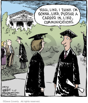 Comic Strip Dave Coverly  Speed Bump 2020-07-10 education