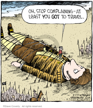 Comic Strip Dave Coverly  Speed Bump 2020-09-07 travel