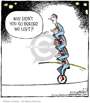 Comic Strip Dave Coverly  Speed Bump 2020-09-09 Dave Coverly