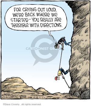 Comic Strip Dave Coverly  Speed Bump 2020-10-14 really
