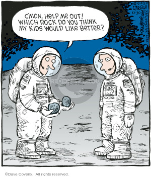 Comic Strip Dave Coverly  Speed Bump 2020-12-30 astronaut