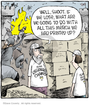 Comic Strip Dave Coverly  Speed Bump 2021-02-18 shoot