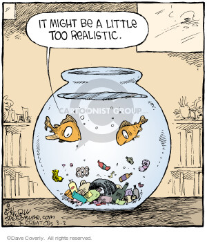 Comic Strip Dave Coverly  Speed Bump 2021-03-02 fish