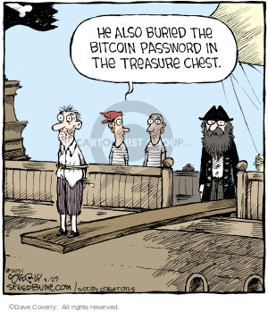 Comic Strip Dave Coverly  Speed Bump 2021-03-29 Dave Coverly