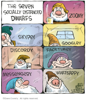 Comic Strip Dave Coverly  Speed Bump 2021-04-26 online