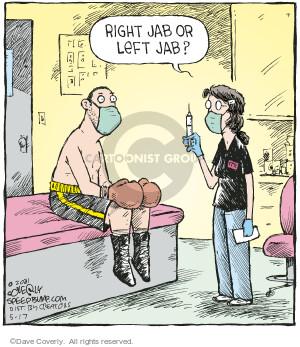 Comic Strip Dave Coverly  Speed Bump 2021-05-17 shot