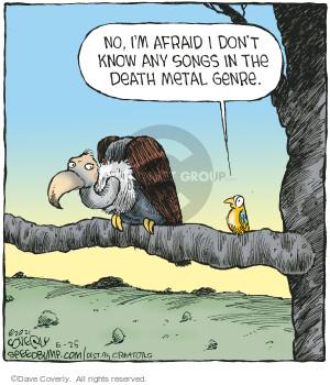 Comic Strip Dave Coverly  Speed Bump 2021-05-25 bird