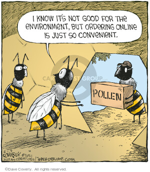 Comic Strip Dave Coverly  Speed Bump 2021-06-09 environment