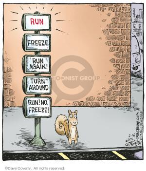 Comic Strip Dave Coverly  Speed Bump 2021-06-16 again