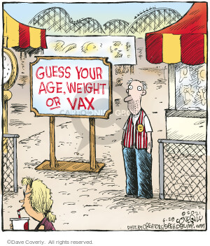Comic Strip Dave Coverly  Speed Bump 2021-06-28 your