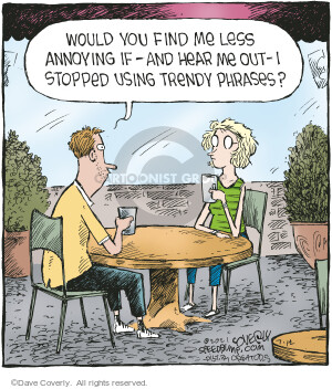 Comic Strip Dave Coverly  Speed Bump 2021-07-12 you