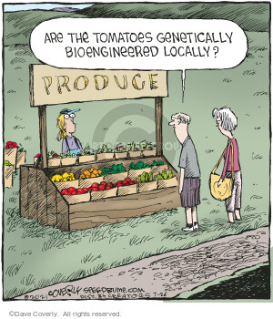 Comic Strip Dave Coverly  Speed Bump 2021-07-26 vegetable